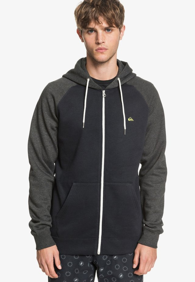 EVERYDAYZIP - Zip-up hoodie - black