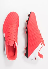 Nike Performance - TIEMPO LEGEND 8 CLUB FG/MG - Moulded stud football boots - laser crimson/black/white - 1