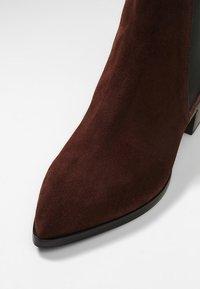 Aeyde - LOU - Kotníkové boty - brown - 5