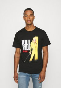 Cotton On - TV MOVIE - Print T-shirt - black - 0