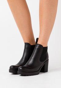s.Oliver - Ankle boots - black - 0