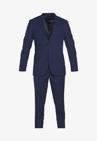 SLIM FIT SUIT - Suit - navy