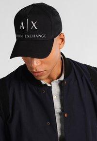 Armani Exchange - Casquette - schwarz - 1