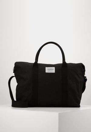 EADAN HOLDALL - Weekend bag - black