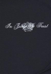Juicy Couture - CROWN - T-shirt print - black - 8