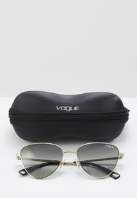VOGUE Eyewear - Sunglasses - gold/grey - 2