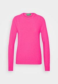 Benetton - Maglione - pink - 5