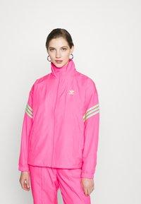adidas Originals - SWAROVSKI TRACK  - Træningsjakker - solar pink - 0