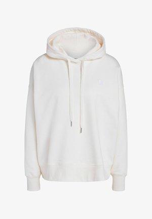 Hoodie - cotton white