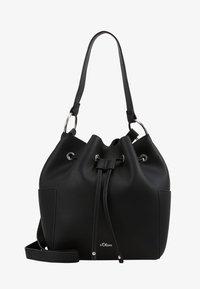 s.Oliver - Handbag - black - 5