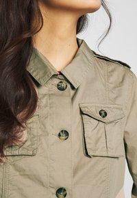 Esprit - PLAY - Summer jacket - beige - 5
