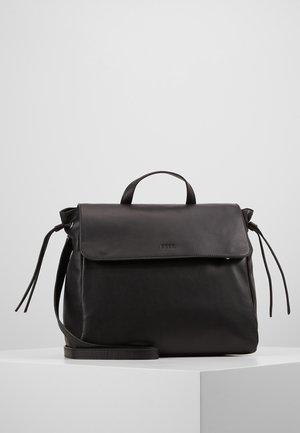 STOCKHOLM 57, BLACK, TOP HANDLE - Handtasche - black