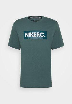 TEE ESSENTIALS - Print T-shirt - hasta