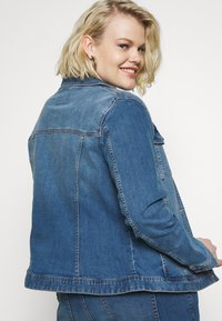MY TRUE ME TOM TAILOR - Denim jacket - blue denim - 4