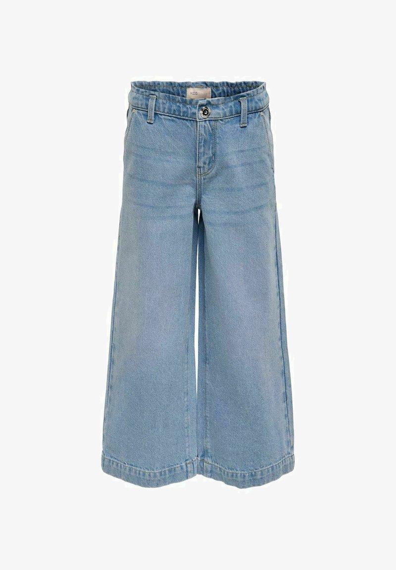 Kids ONLY - Flared Jeans - light blue denim