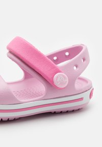 Crocs - CROCBAND KIDS - Sandals - ballerina pink - 5