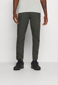 adidas Performance - HIKERELAX PANTS - Trousers - legear - 0