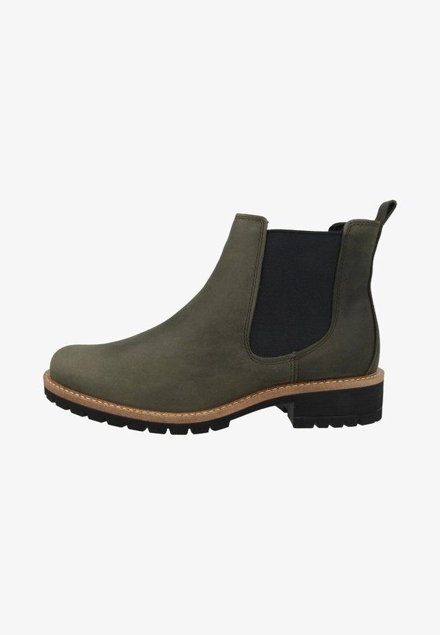 ELAINE - Kotníkové boty - green