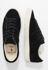 Polo Ralph Lauren - SAYER - Sneakers basse - black - 1