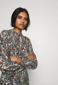 ONLY - ONLVICK ANKEL DRESS - Maxi dress - night sky/beat bloom kalamata - 3
