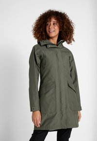 Didriksons - AGNES WOMENS COAT - Parka - dusty olive - 0