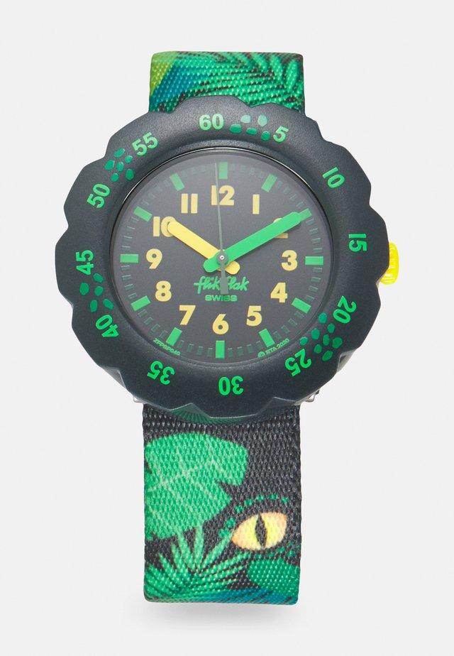 EYE SEE U UNISEX - Orologio - green