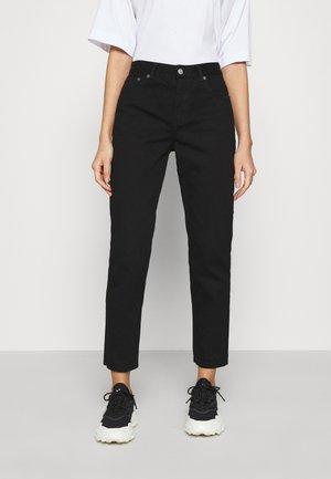 PEPPER - Jean slim - black