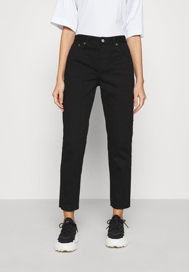 PEPPER - Jeans slim fit - black