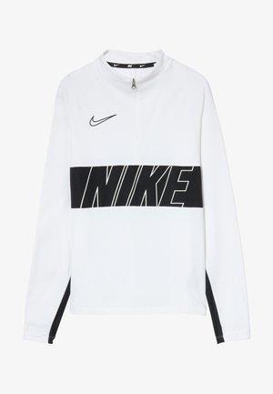 DRY ACADEMY DRIL  - Sports shirt - white/black