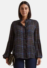 Elena Mirò - Button-down blouse - blu - 0