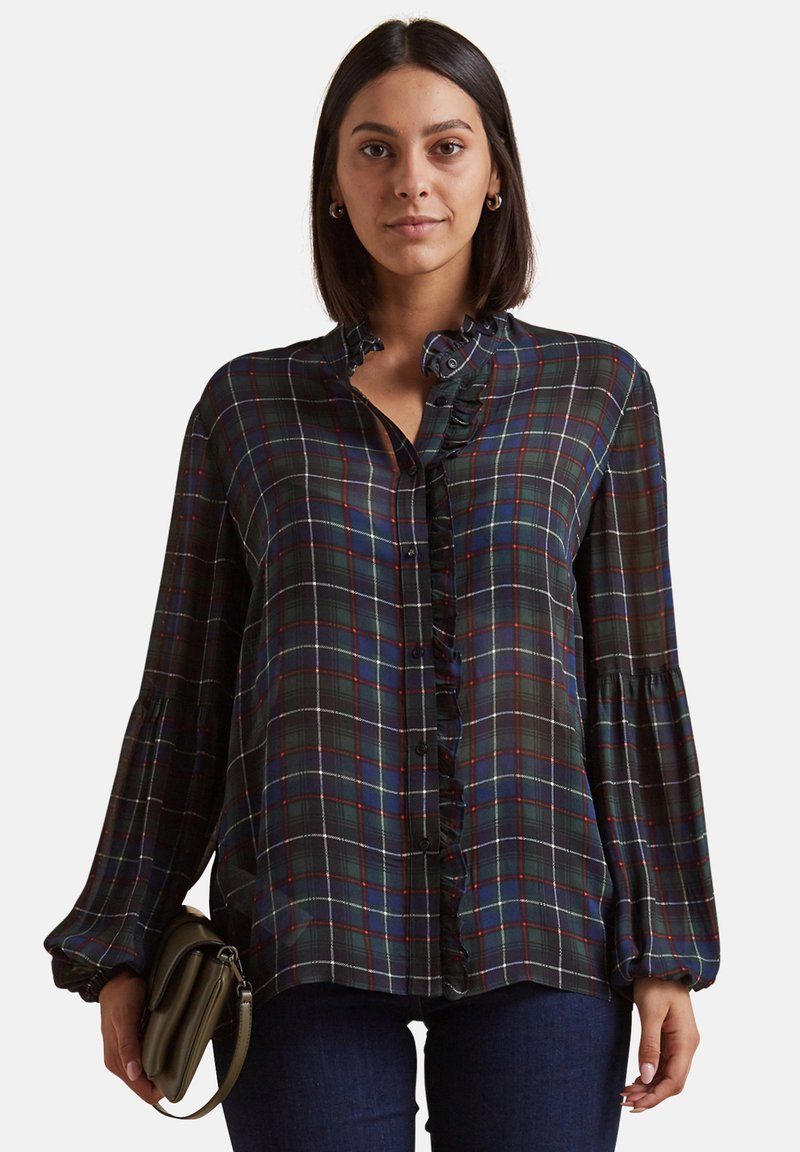Elena Mirò - Button-down blouse - blu