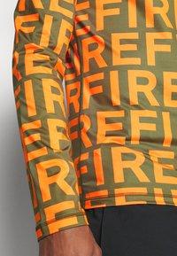 Bogner Fire + Ice - PASCAL - T-shirt à manches longues - dark green - 3
