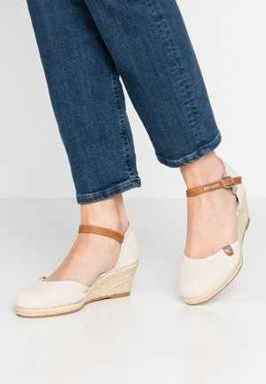 Wedges - natur