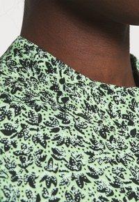 Ghost - LUELLA DRESS - Korte jurk - green - 5