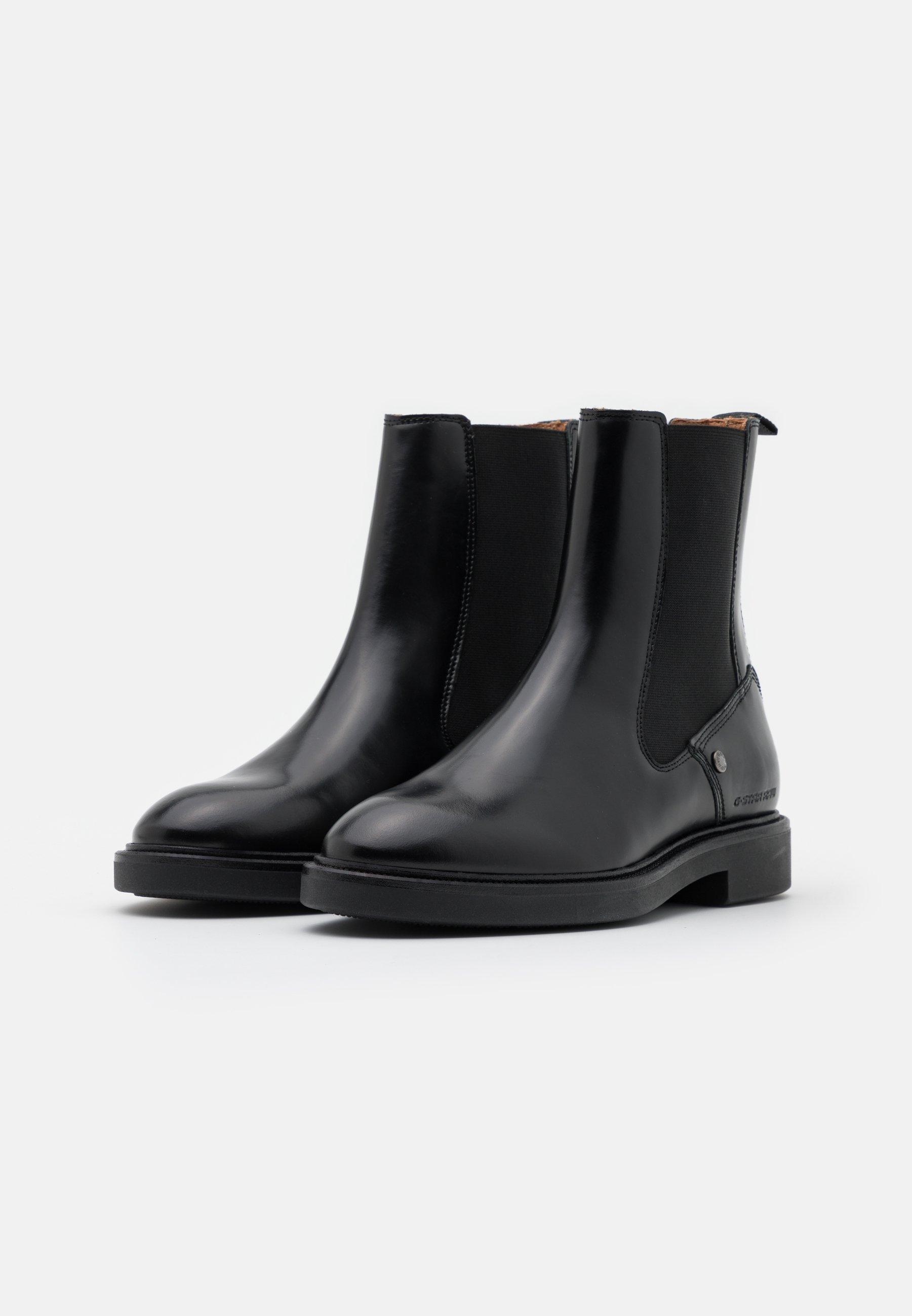 GStar CORBEL CHELSEA BOOT Stiefelette black/schwarz