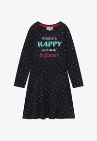 happy girls - Žerzejové šaty - navy - 2