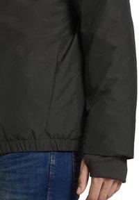 TOM TAILOR DENIM - MIT KAPUZE - Light jacket - black - 3