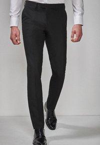 Next - Pantaloni eleganti - black - 6