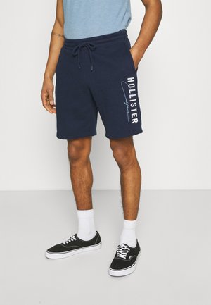 MODERN TECH - Shorts - navy