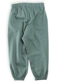 Cigit - PANT - Tracksuit bottoms - metallic green - 1