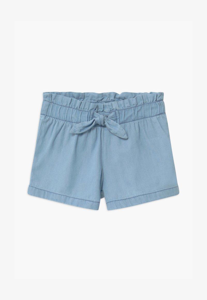 Blue Seven - SMALL GIRLS - Denim shorts - hellblau