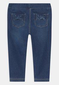 OVS - DIAGONAL - Jeans Skinny Fit - dark denim - 1