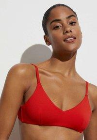 OYSHO - Haut de bikini - red - 0
