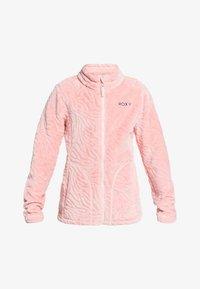 Roxy - IGLOO - Fleece jacket - powder pink - 0