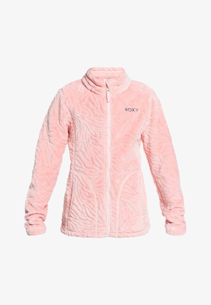 Roxy - IGLOO - Fleece jacket - powder pink