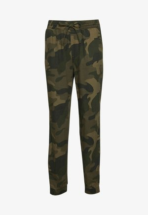 DRAPEY - Trousers - olive