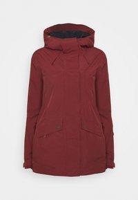 Roxy - GLADE - Snowboardjacke - oxblood red - 0