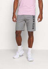 Calvin Klein Performance - SHORT - Sports shorts - grey - 0