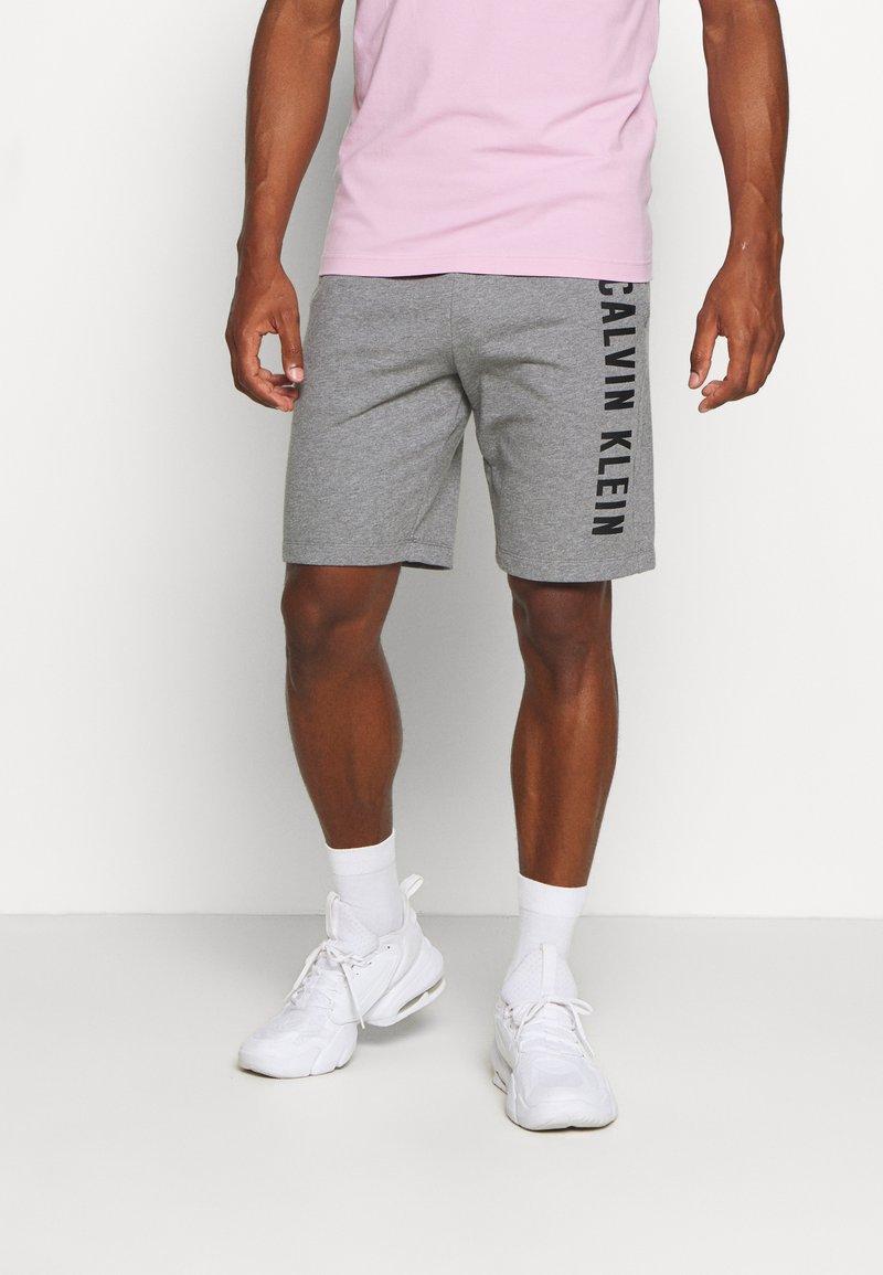 Calvin Klein Performance - SHORT - Sports shorts - grey