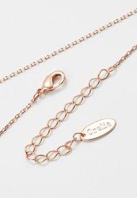Orelia - MULTI DROP NECKLACE - Collar - rose gold-coloured - 2